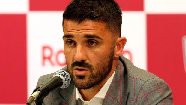 """David Villa: """"El mejor momento de mi carrera ha sido el Mundial con España"""""""