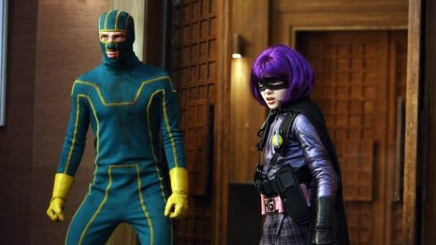 Escena de Kick-Ass