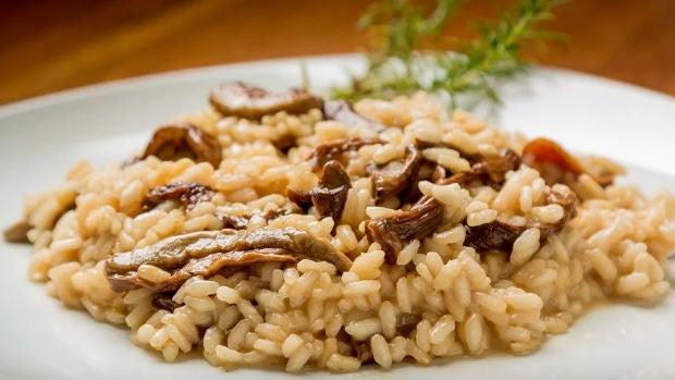 """Las recetas de Robin Food: Risotto clásico """"Alsinetti di Onda Cero"""""""