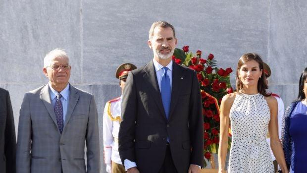 El Gabinete: La visita de los reyes de España a Cuba