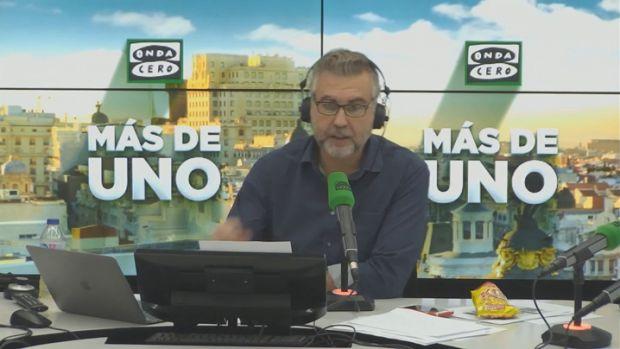 VÍDEO del monólogo de Carlos Alsina en Más de uno 13/11/2019