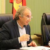 Comparecencia del conseller de Educación, Universidad e Investigación, Martí March