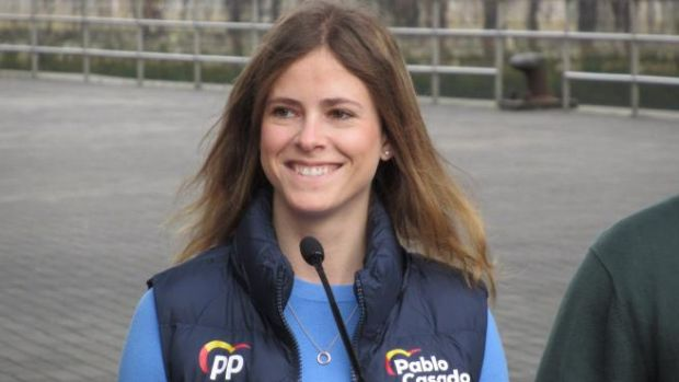 """Beatriz Fanjul: """"Estoy contenta porque voy a ser la voz de los que se sienten vascos y españoles"""""""