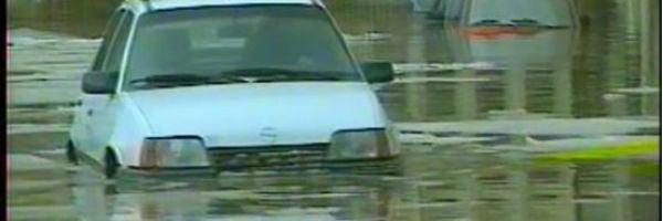 30 años de la gran inundación