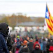 Tensión en Girona
