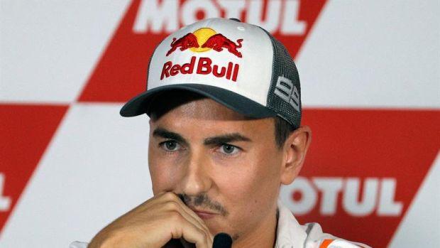 "Jorge Lorenzo: ""Esta será mi última carrera de MotoGP, me retiro como piloto profesional"""