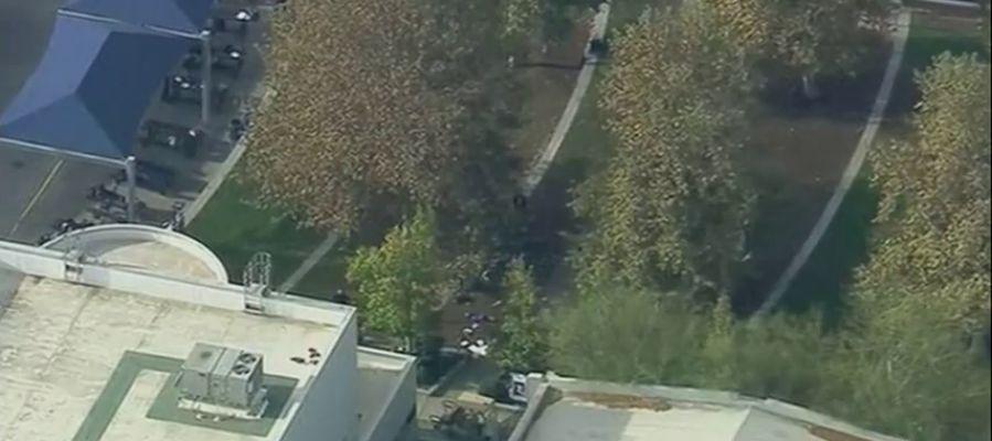 Al menos cinco heridos en un tiroteo en un instituto de Los Ángeles