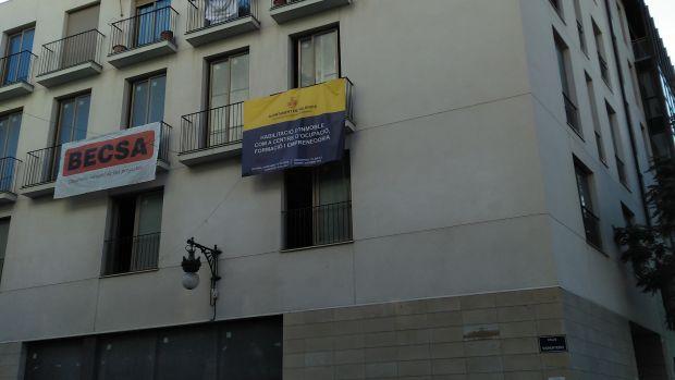 Edificio rehabilitado para Escuela de Emprendimiento