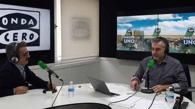 """Andreu Buenafuente: """"José Luis Cuerda es como un mapa de la vida con patas, es algo muy emocionante"""""""