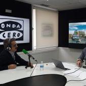 Andreu Buenafuente y Carlos Alsina