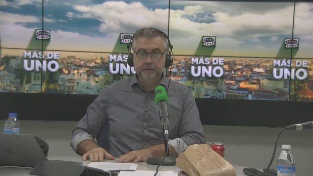 VÍDEO del monólogo de Carlos Alsina en Más de uno 14/11/2019