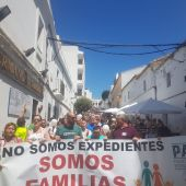 Manifestación del año pasado
