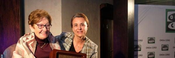 Rosario Lamela Novajas Premio Mujer La Rioja 2019