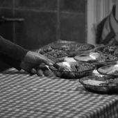 Imagen de un comedor social en Mallorca