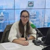 Irene Rubiera, activista mediambiental
