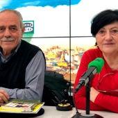 Andrés Muñoz y Teresa Cortés