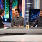 ¿Que es un 'gil'? Ricardo Darín y Chino Darín se lo explican a Pablo Motos en 'El Hormiguero 3.0'