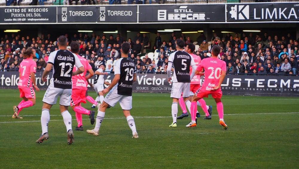 El Castellón, invicto en 14 partidos