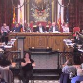 Pleno Municipal de noviembre en Elche.