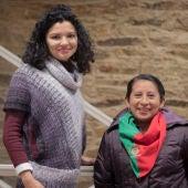 Georgina Molina y Alicia Valencia - Activistas