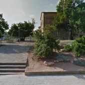 Parque infantil de Son Peretó, en Palma