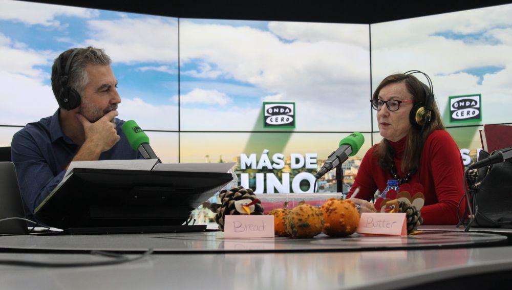María Teresa Alejos, Profesora titular de la Universidad Rey Juan Carlos