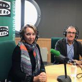 El vicepresidente del Govern balear y conseller de Transición Ecológica, Juan Pedro Yllanes, en Onda Cero Mallorca.