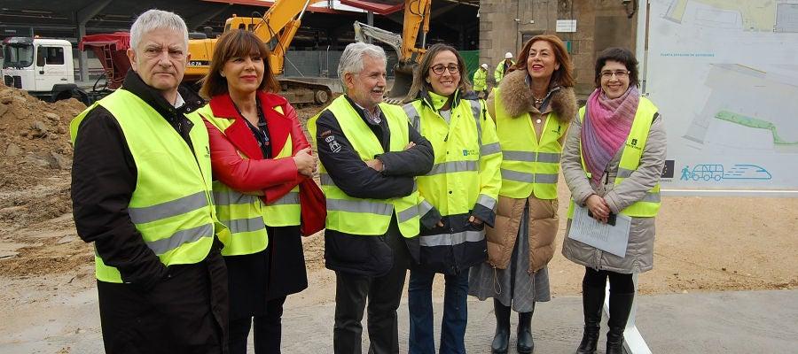 Intermodal en Ourense