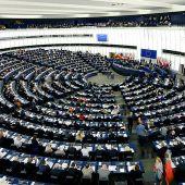 Imagen del interior del Parlamento Europeo