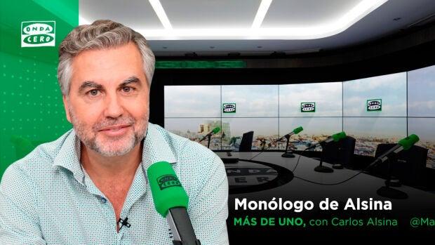 "Monólogo de Alsina: ""Sánchez pincha en Holanda"""