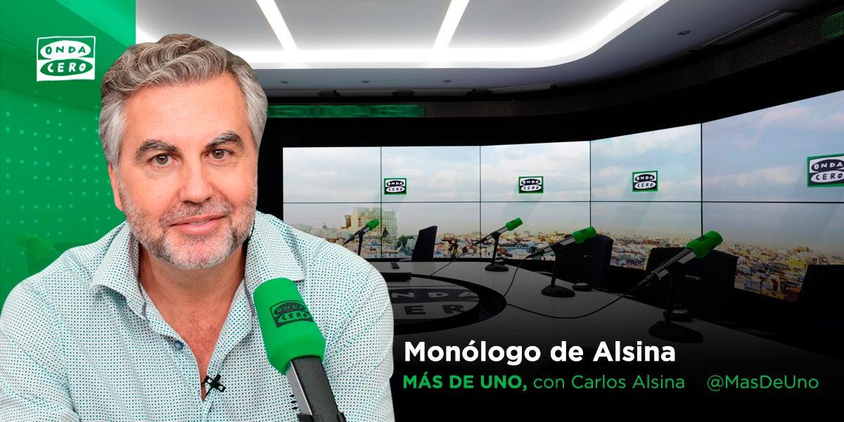 """Monólogo de Alsina: """"Operación camuflaje en Madrid"""""""