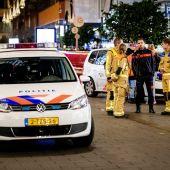 La policía holandesa investiga el apuñalamiento en La Haya.