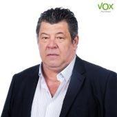 Antonio González, concejal de Vox en Puertollano