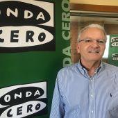Miguel Ángel Betancor, árbitro de baloncesto.