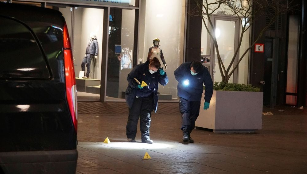 Policía de La Haya