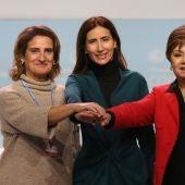 """España ha """"entregado"""" simbólicamente a la ONU las instalaciones de la cumbre mundial del clima (COP25)"""