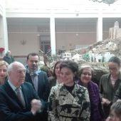 Hoy se ha inaugurado el Belén Municipal en el Antiguo Casino de Ciudad Real
