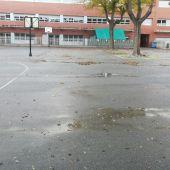 Patio del colegio Cruz Prado de Ciudad Real