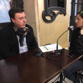 Entrevista de Lara Vivero a Valentín González Formoso