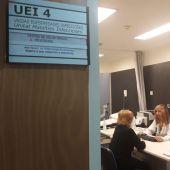 Consulta Unidad de Enfermedades Infecciosas del Hospital General de Elche.