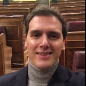 Albert Rivera se despide del Congreso
