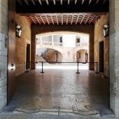 El interior de la Audiencia Provincial de Baleares