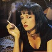Uma Thurman en 'Pulp Fiction'