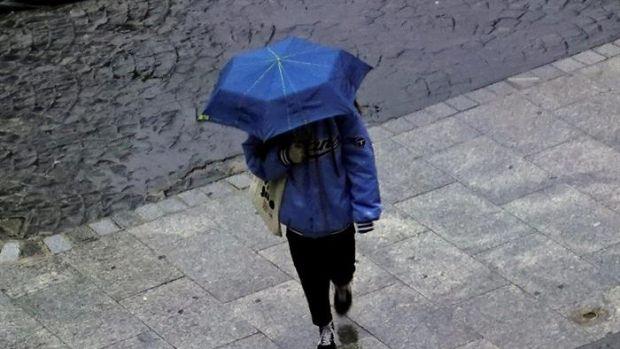 Este miércoles, un nuevo temporal deja lluvias en el noroeste peninsular