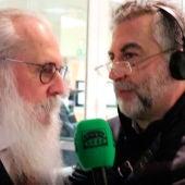 Carlos Alsina entrevista a Agustín Zamarrón