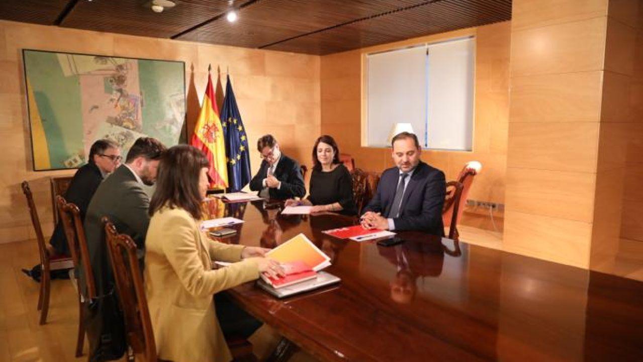 Reunión secreta entre PSOE y ERC en Barcelona para preparar el encuentro de este martes