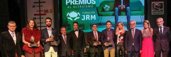 Fundación Aladina, Playing, Ecopilas y José Luis Villar, galardonados en la VII gala de los Premios al altruismo 2019