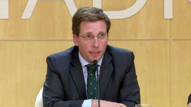 """Almeida: """"A Sánchez no le voy a criticar, le voy a reclamar liderazgo para buscar un gran acuerdo nacional"""""""