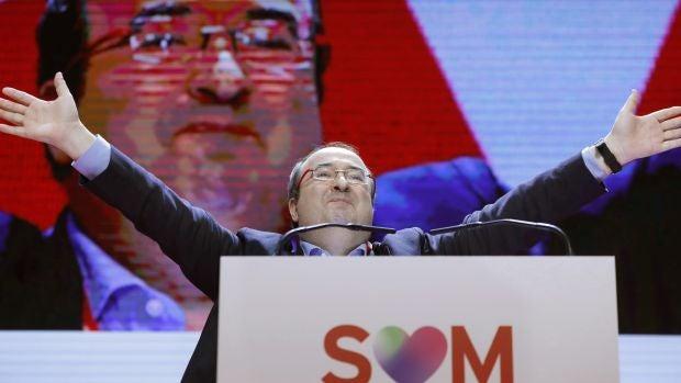 Miquel Iceta, reelegido líder del PSC por unanimidad