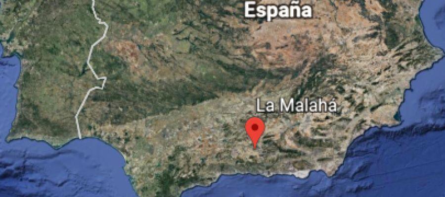 Terremoto en La Malahá, Granada